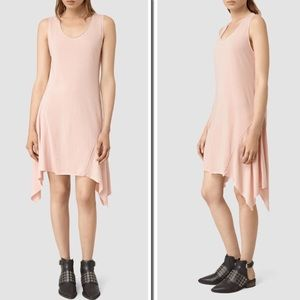 ALL SAINTS Tany Dress NWT Cami Pink